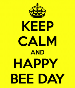 keep-calm-and-happy-bee-day