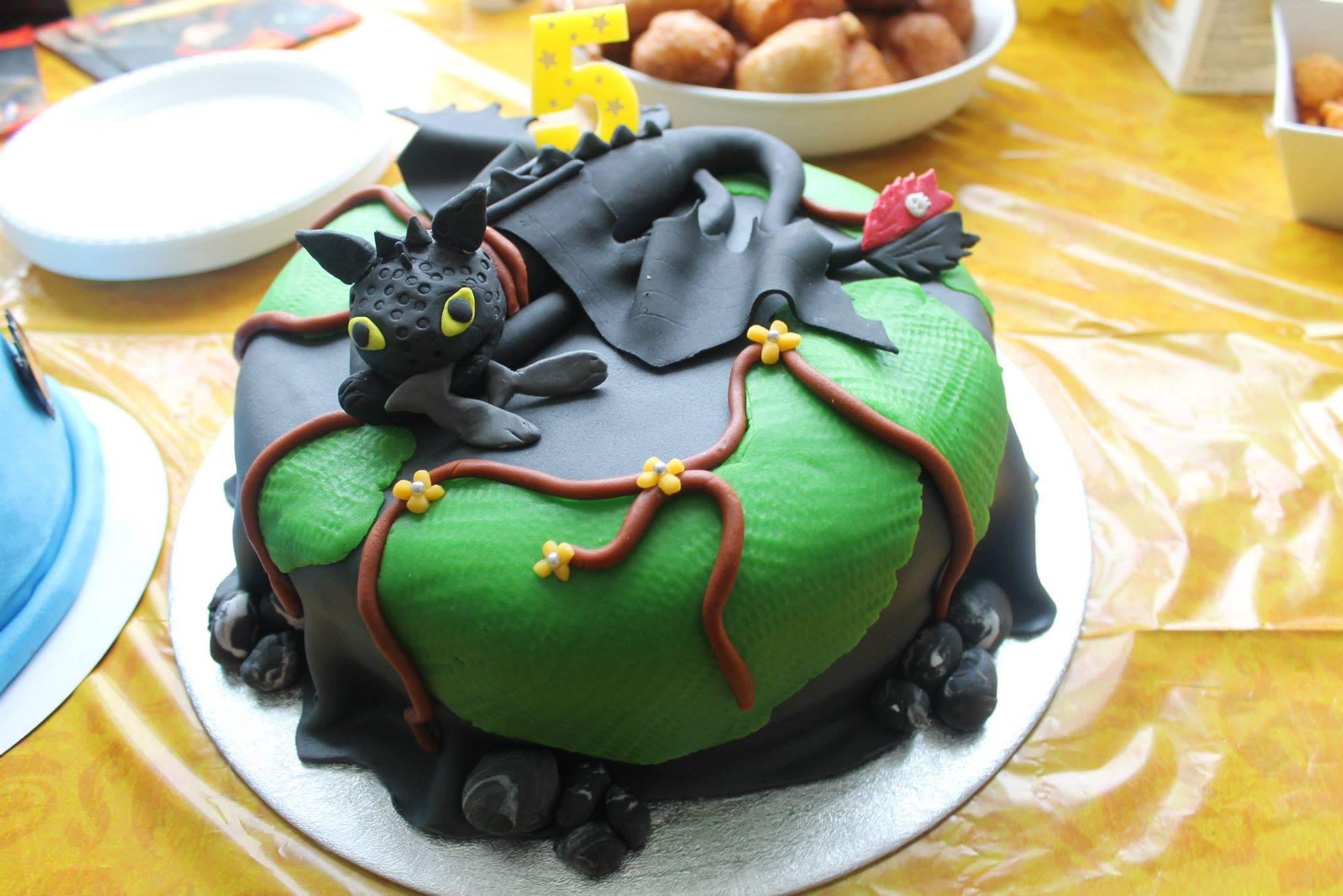 tandloos-taart