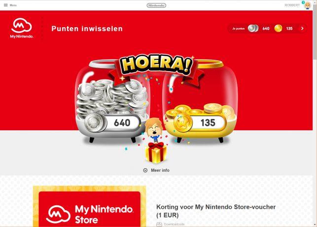 Geld voor games
