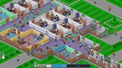 Theme Hospital uit de jaren '90