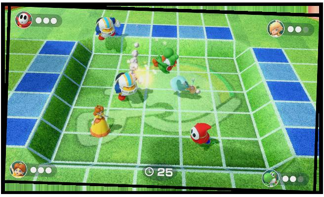 Mario Party Online