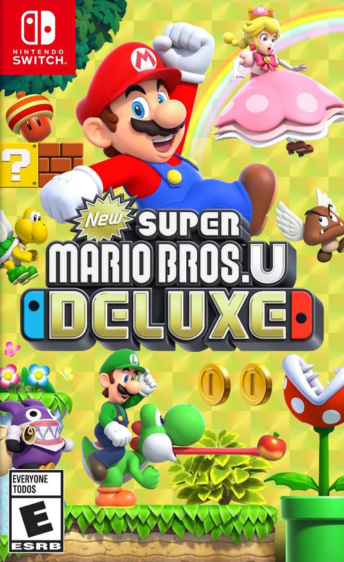 New Super Mario Bros series