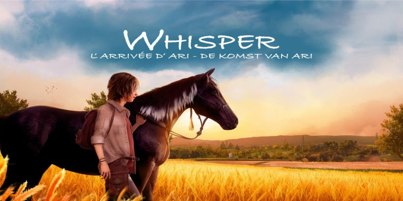review-whisper-de-komst-van-ari
