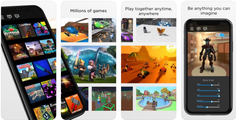 Roblox is een enorm populaire kinder-app