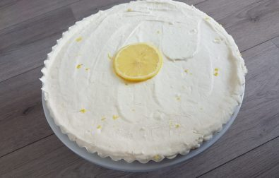 koolhydraatarme-no-bake-lemon-cheesecake