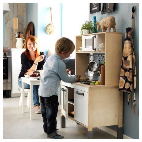 Ikea Duktig keukentje voor de kinderen