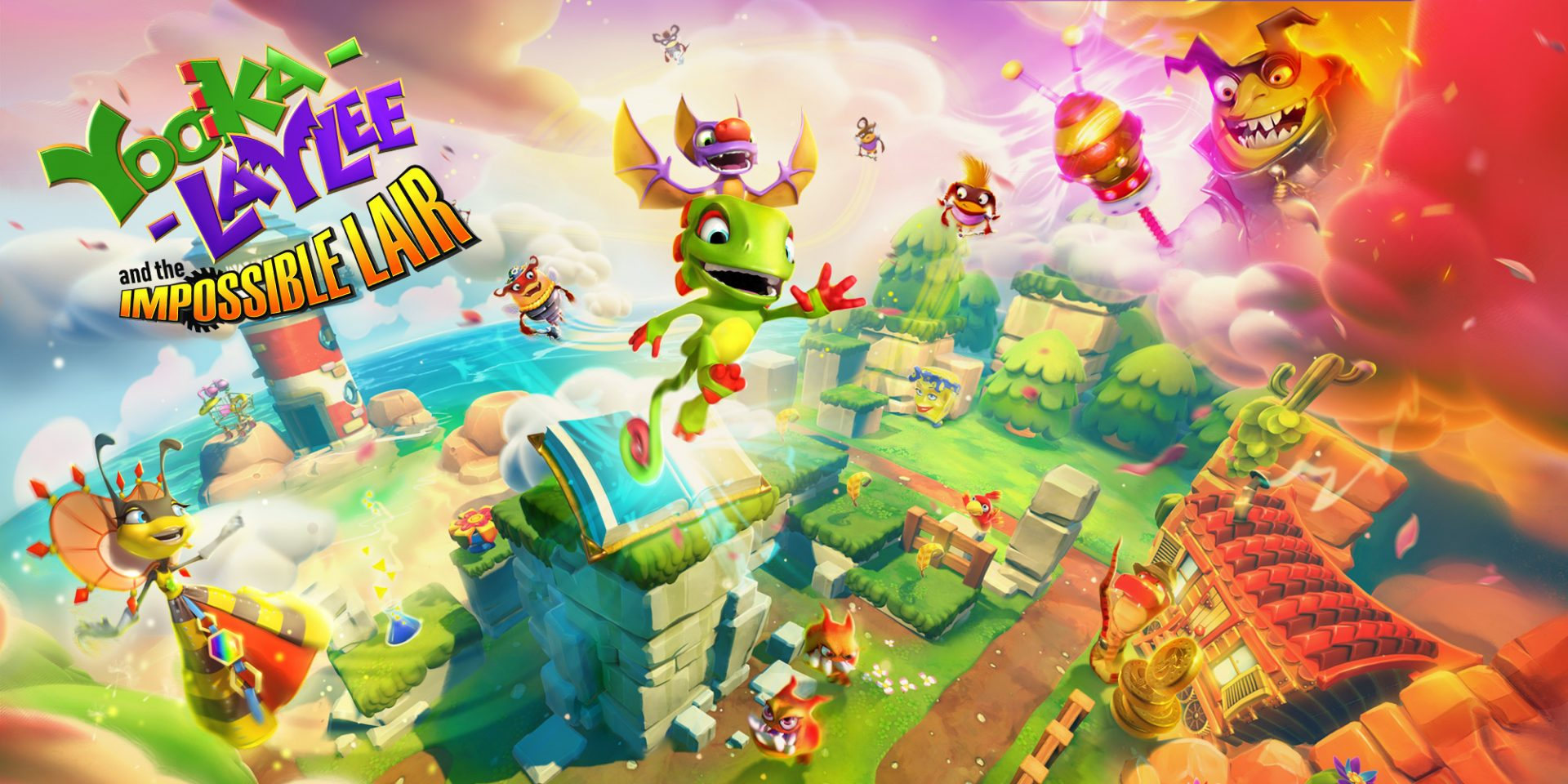 review-yooka-laylee-and-the-impossible-lair