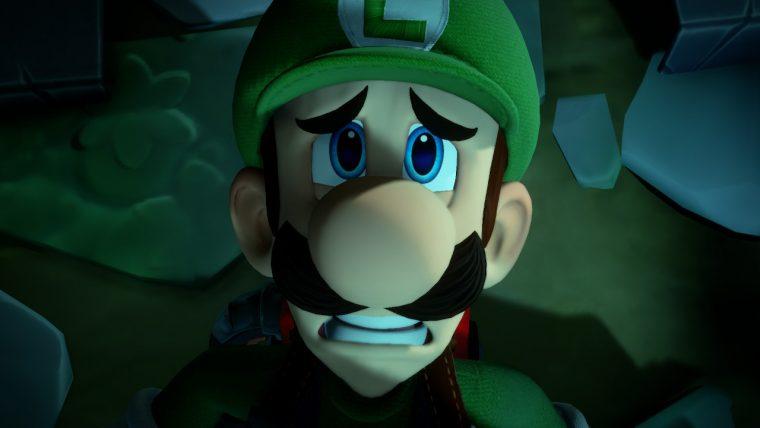 Luigi is een bangerik