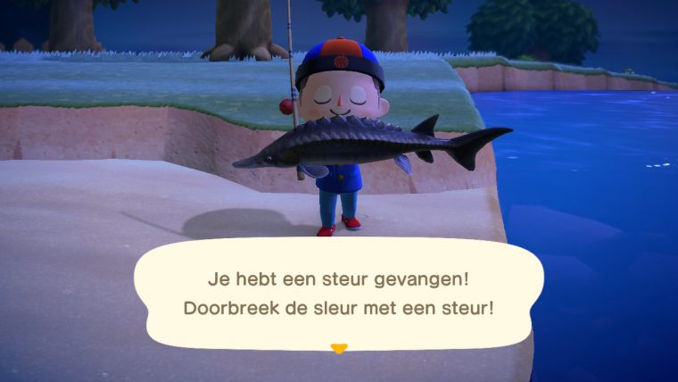 Vele woordgrapjes in Animal Crossing