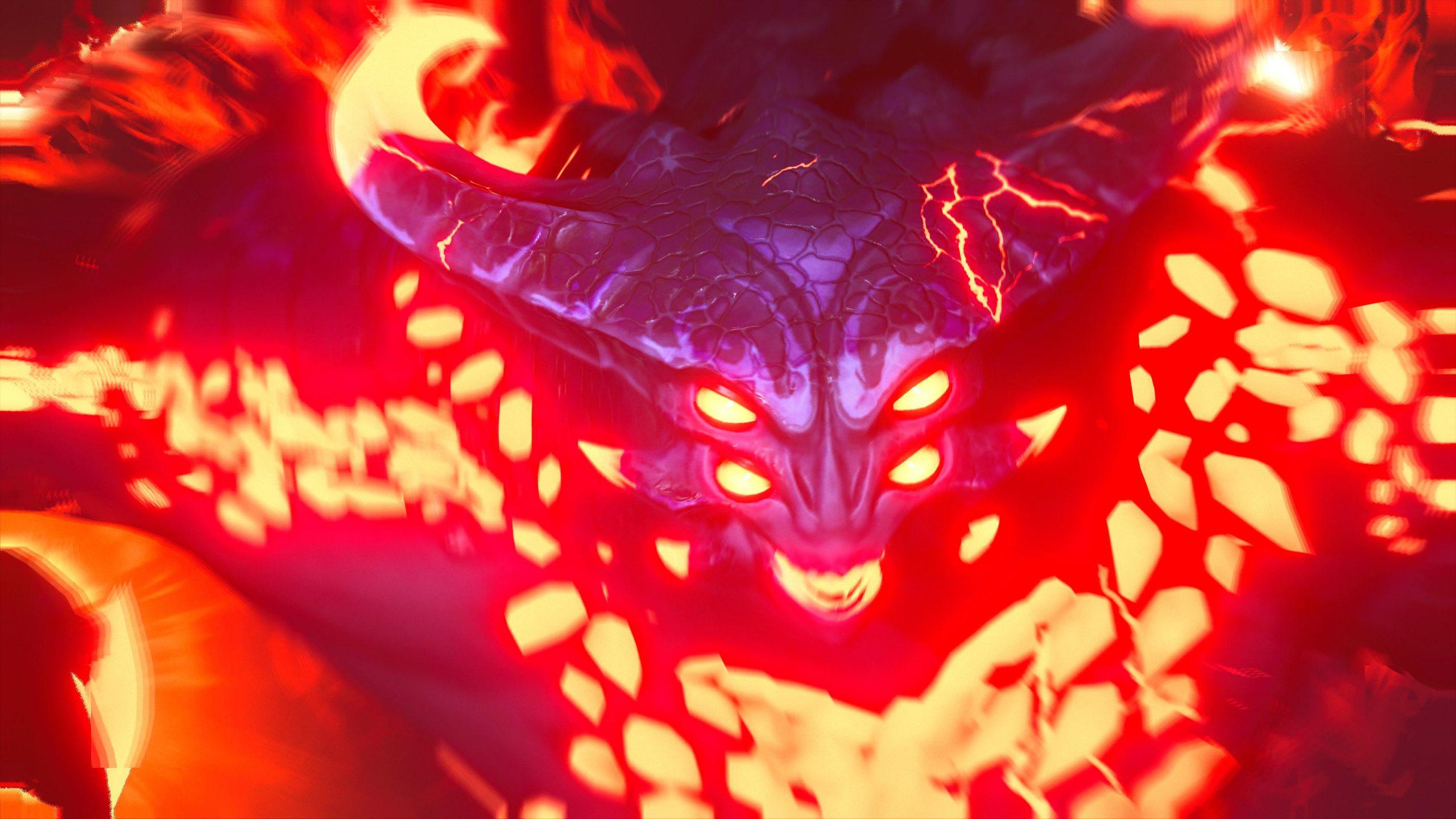 Typhon (een enorme Titaan die heerschappij probeert te verwerven over alle goden en mensen) is ontsnapt.