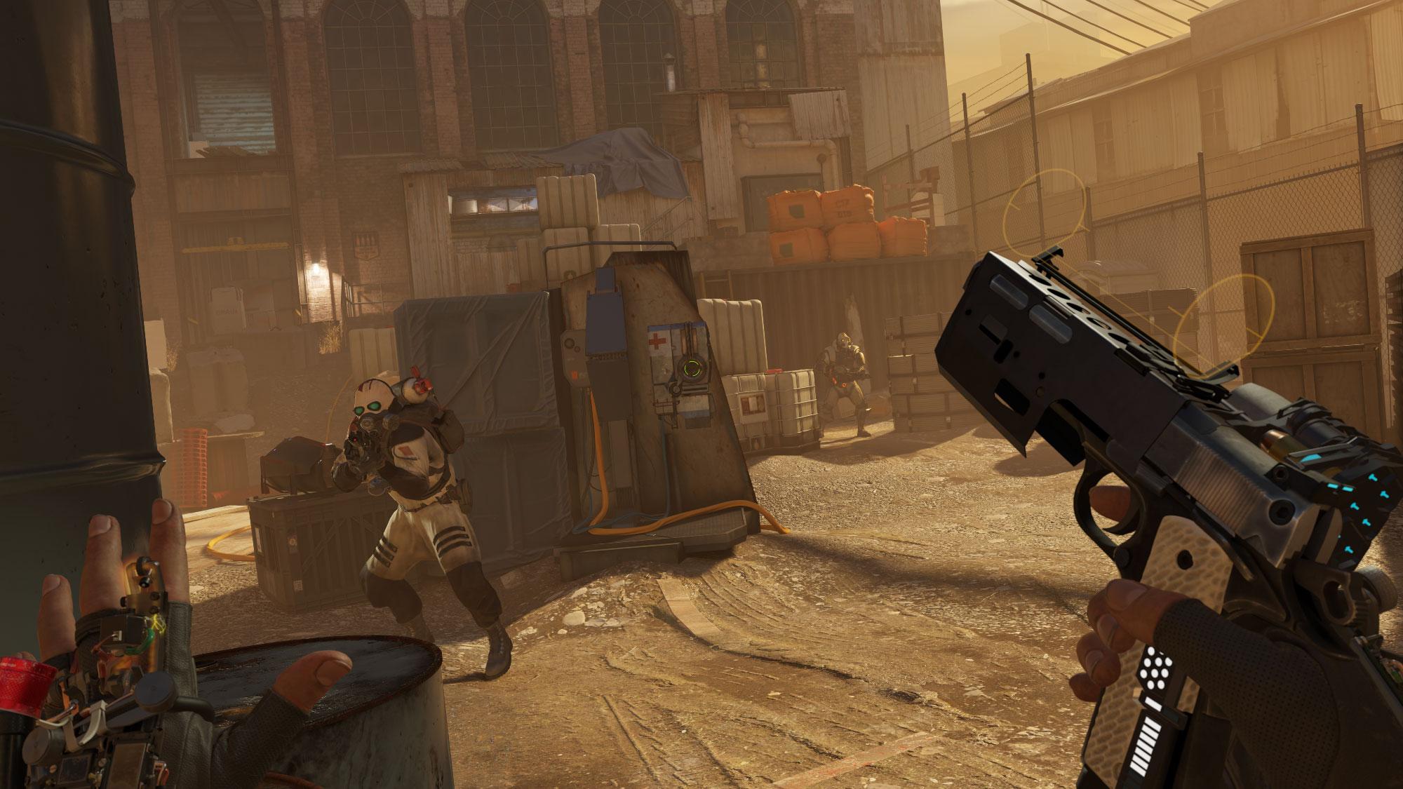 Half Life Alyx is een van die PC games die je gewoon moet proberen in VR.